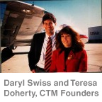 Daryl Swiss and Teresa Doherty, CTM Founders
